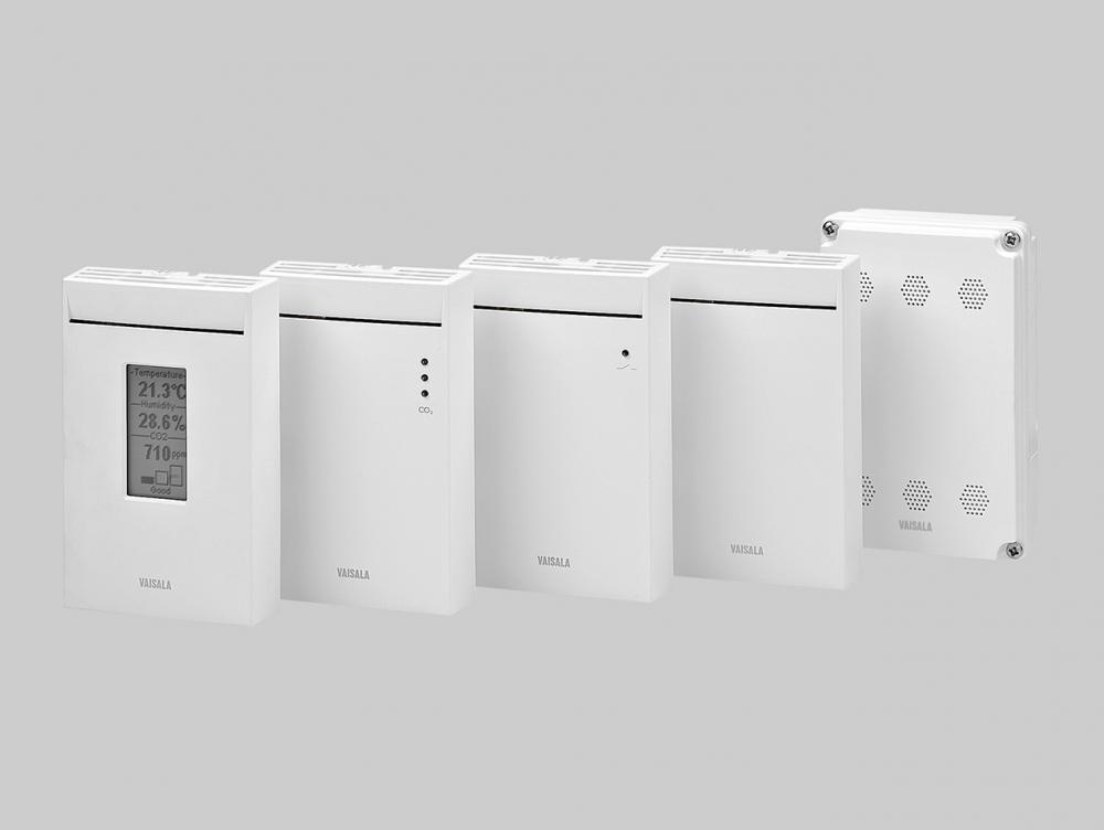 Transmisores de CO2, Humedad y Temperatura GMW80